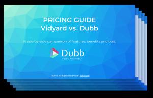 vidyard pricing