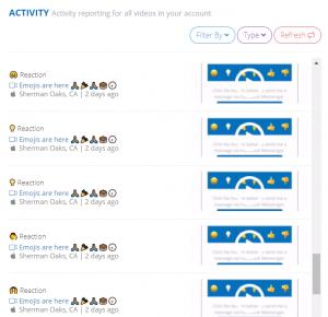 emoji activity