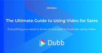using video for sales