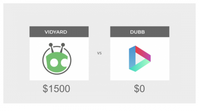 free alternative to vidyard - dubb
