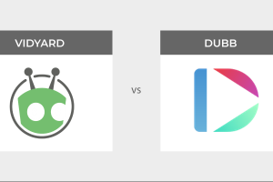 Vidyard versus Dubb