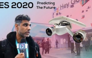 CES 2020 Predicting the Future