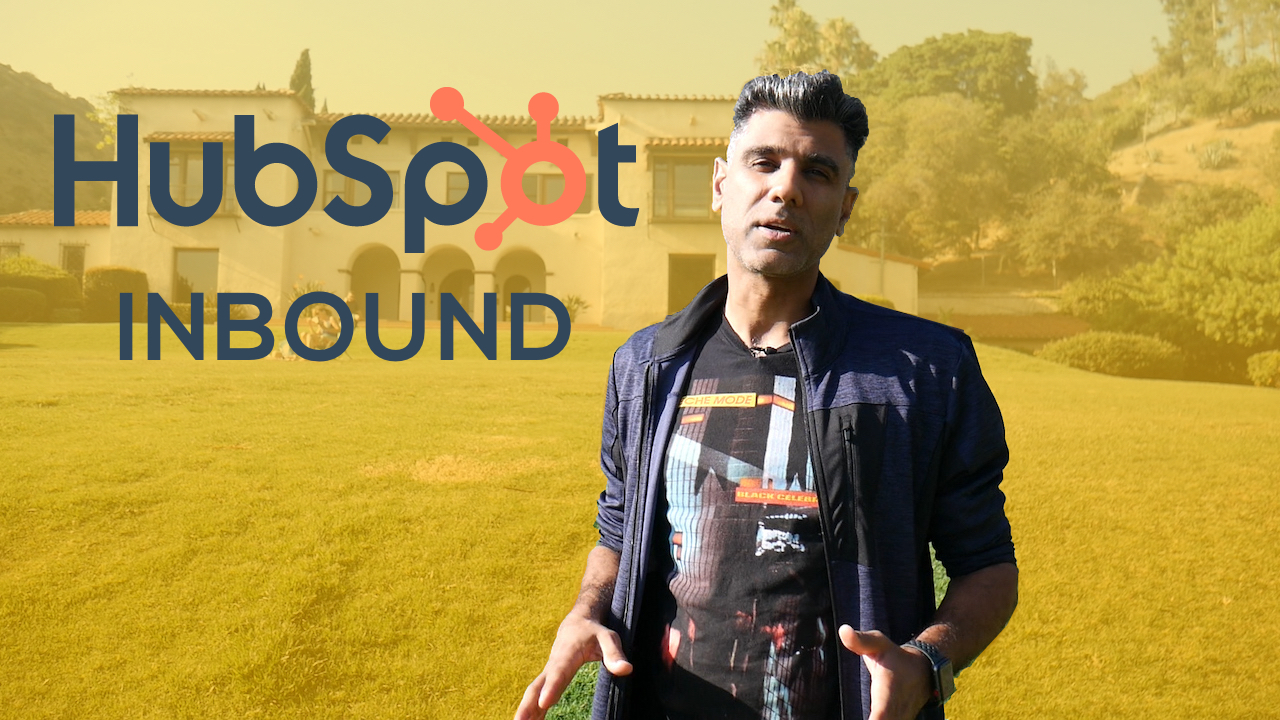 HubSpot Inbound 2019 with Dubb