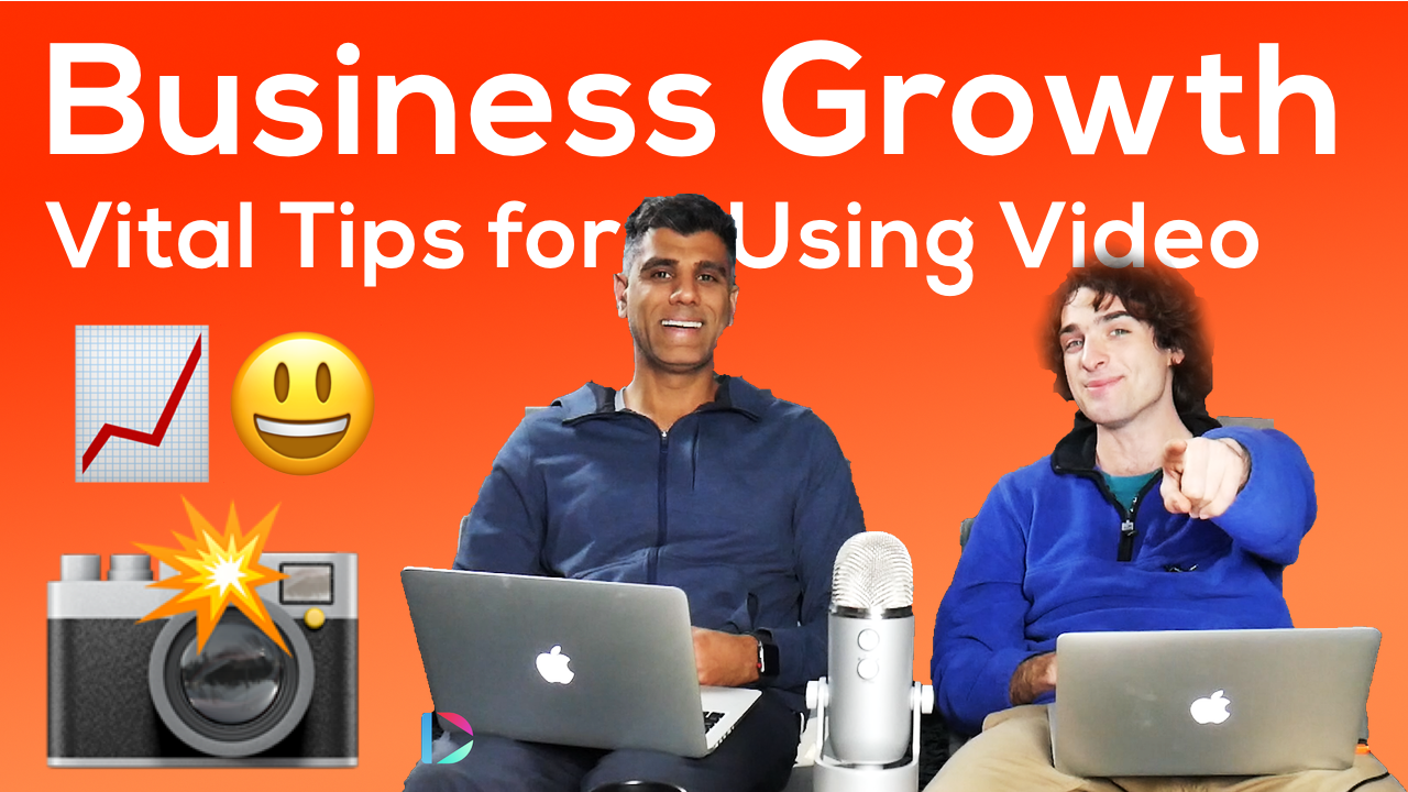use video for business growth