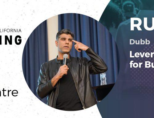 B2B Marketing Expo featuring Dubb Founder, Ruben Dua