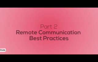 Remote Work Communication Tips