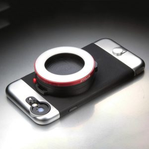 ring light attachment for phone