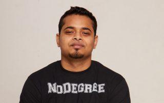 Jonaed Iqbal, founder of NoDegree.com