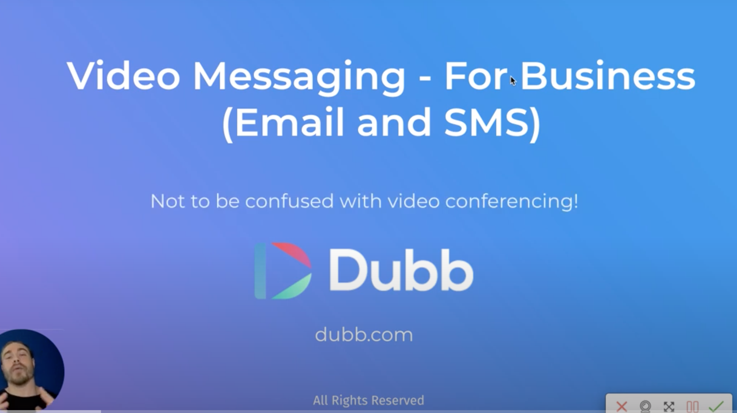 Video Messaging for Business