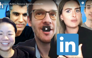 How to Build a Personal Brand on LinkedIn