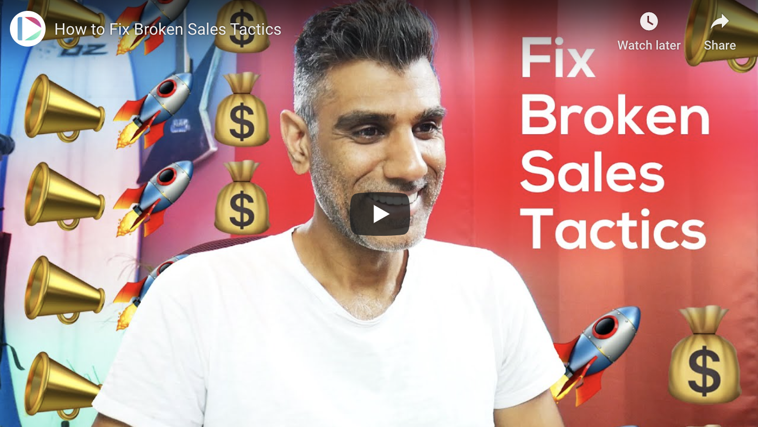 Easy Fixes for Broken Sales Tactics