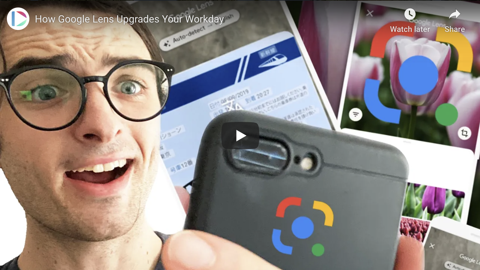 How Google Lens Upgrades Your Workday