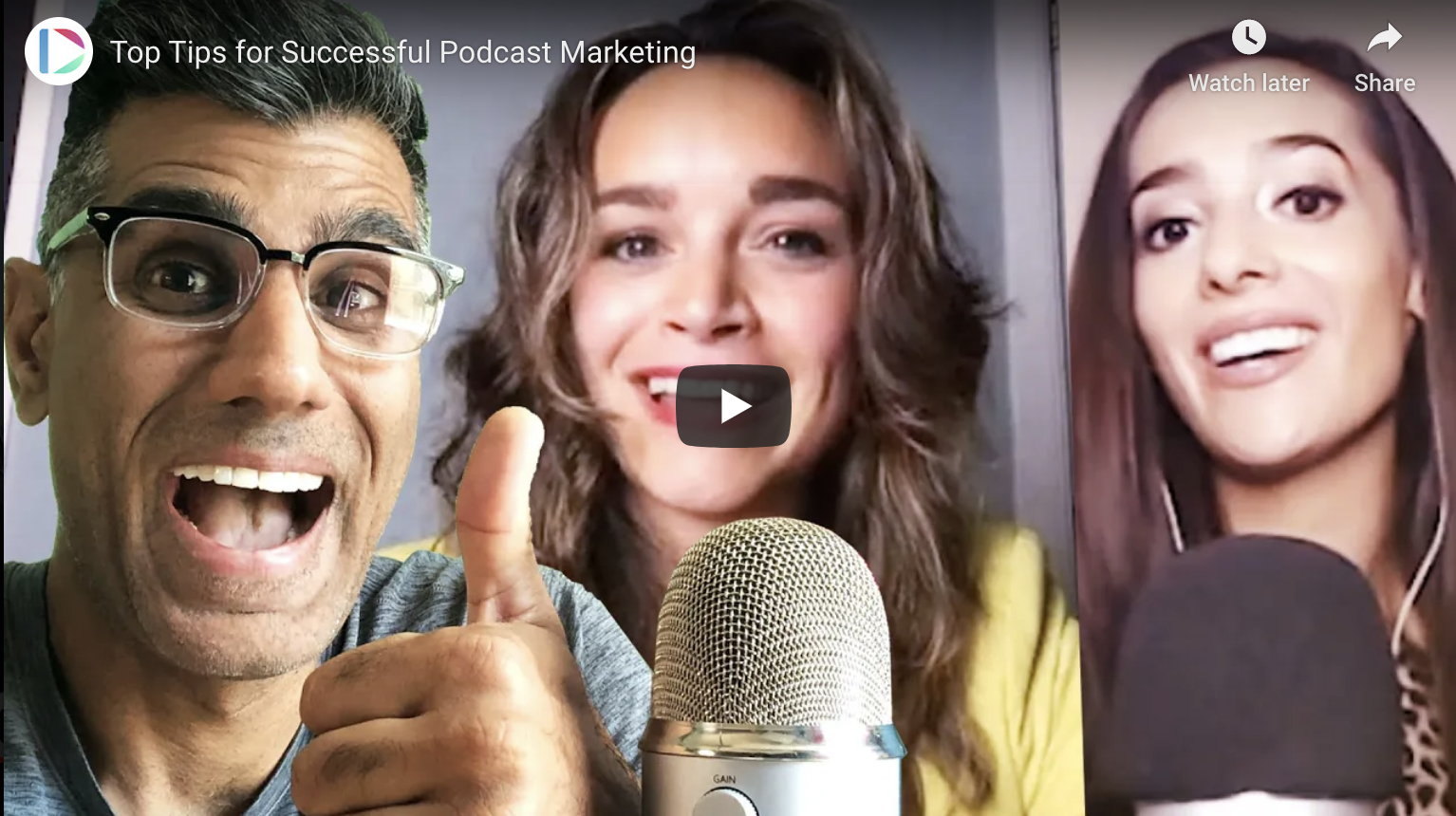 Top Tips for Successful Podcast Marketing