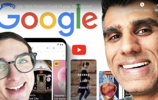 How Google Web Stories Could Change the Internet