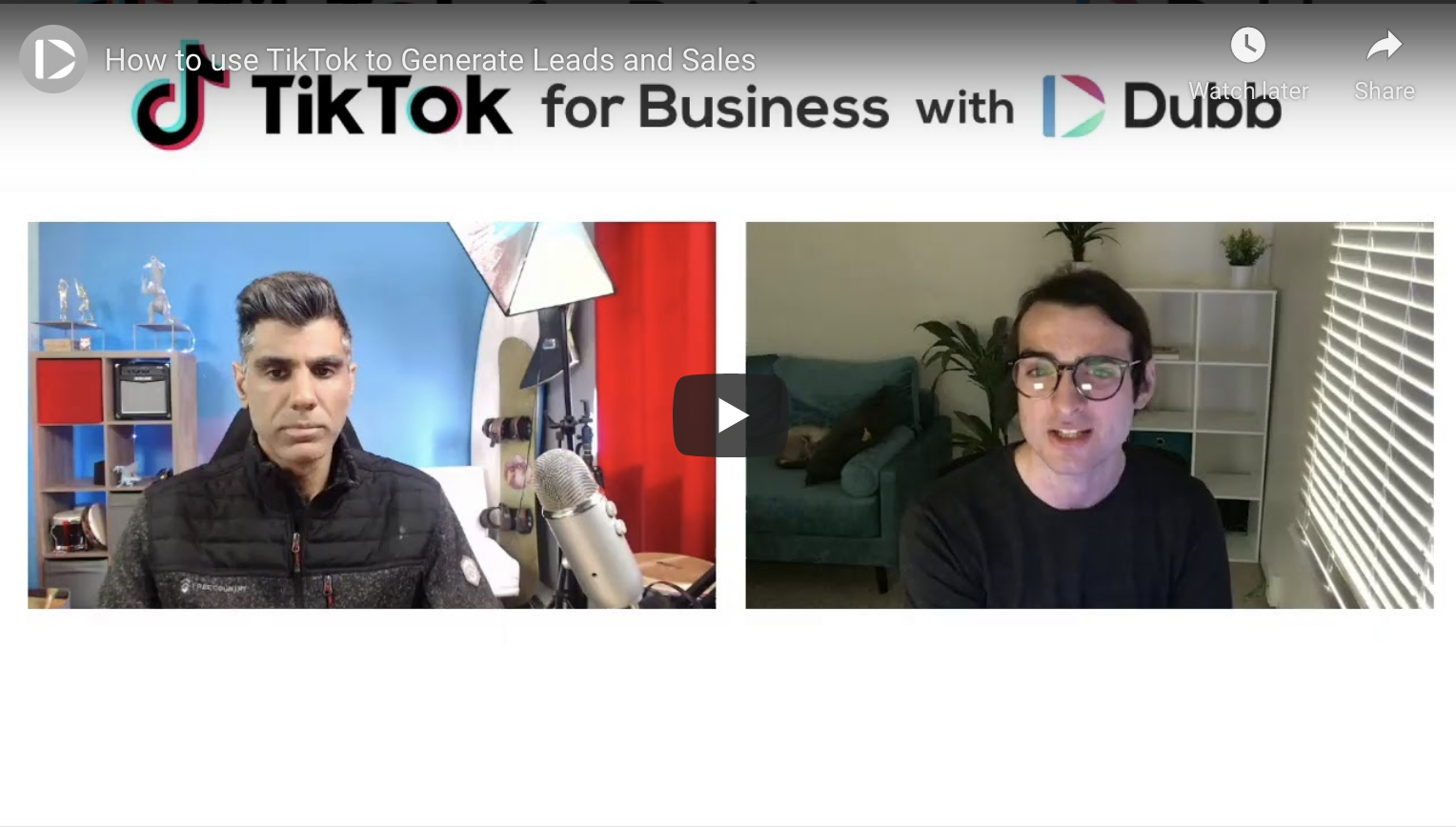 How to Use TikTok to Generate Leads and Sales