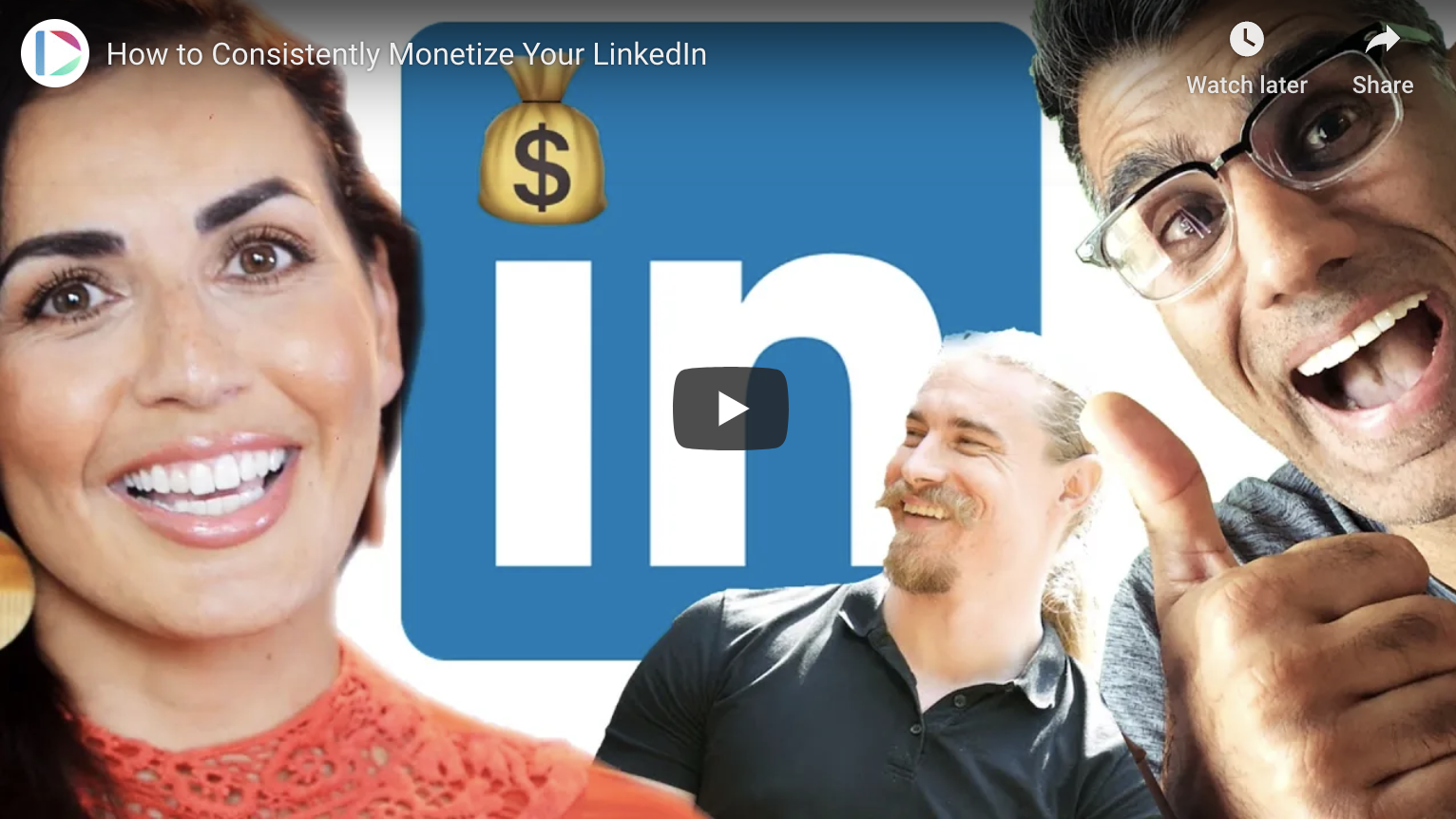 How to Consistently Monetize Your LinkedIn