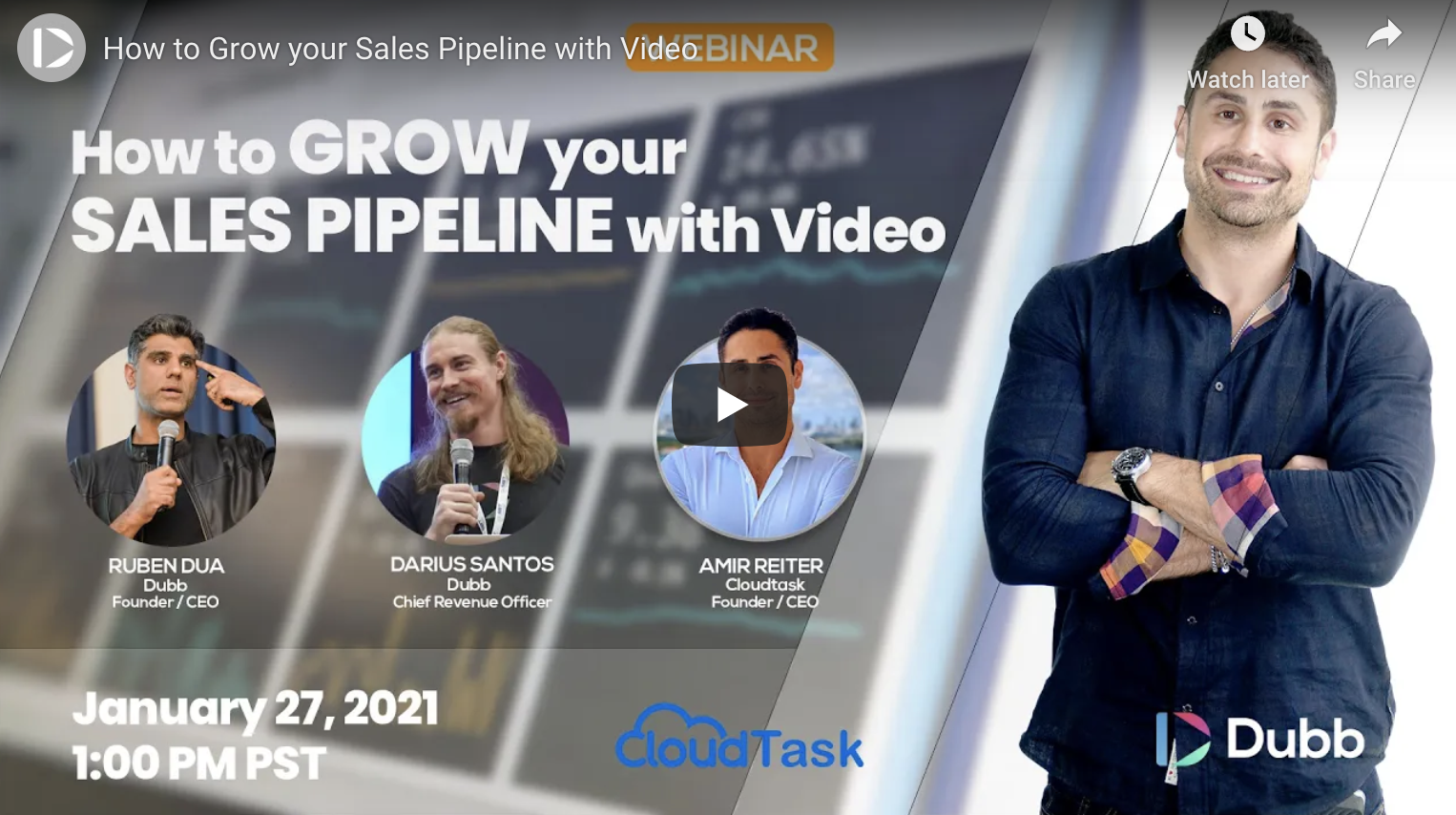 How to Grow Your Sales Pipeline with Video