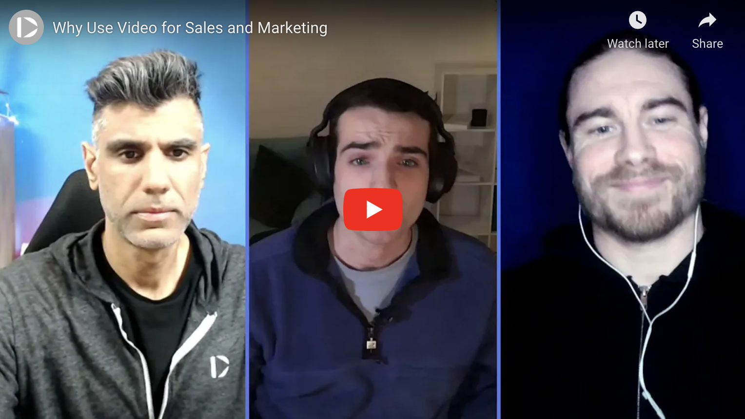 Why Use Video for Sales and Marketing