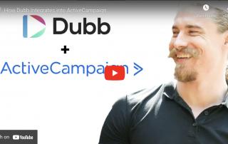 Dubb and ActiveCampaign
