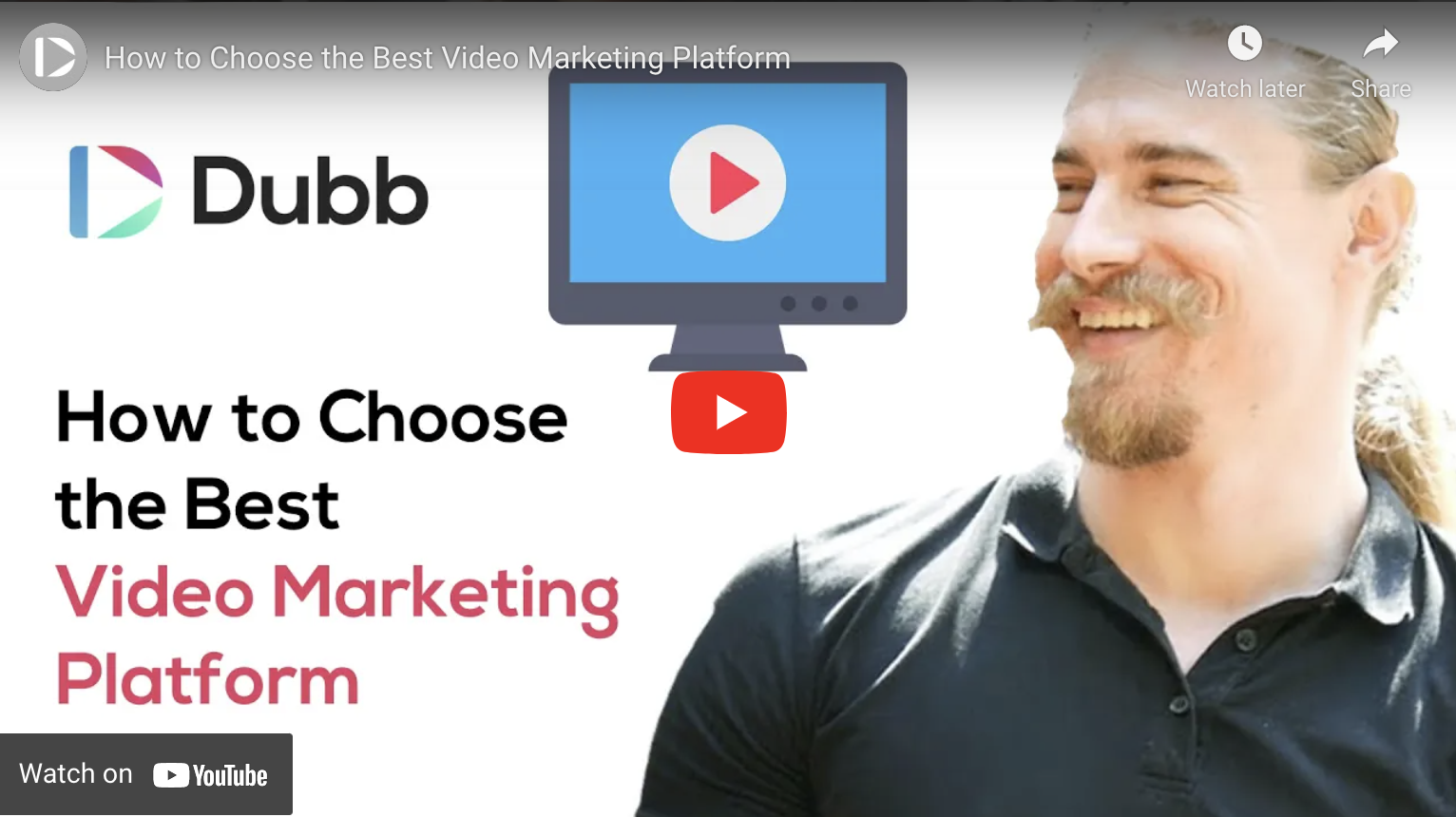 How to Choose the Best Video Marketing Platform