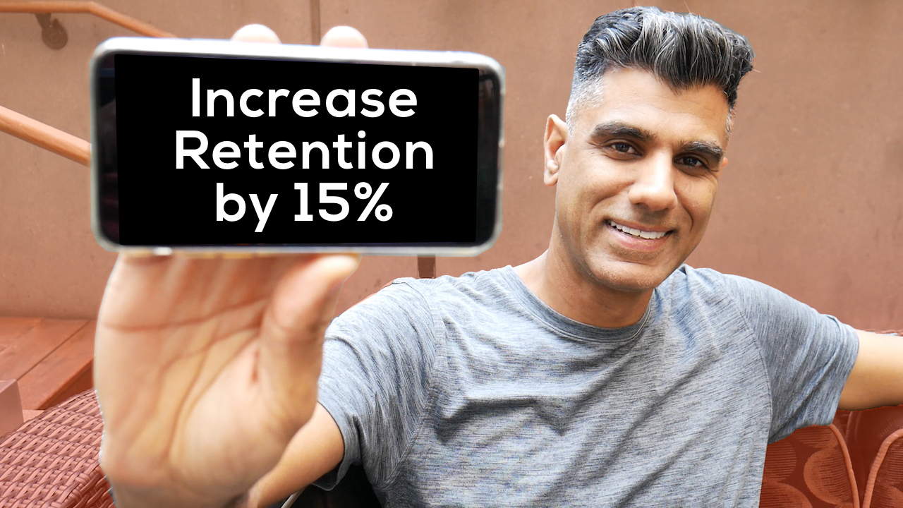 Increase Customer Retention by 15%