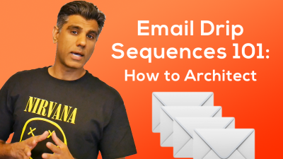 email drip sequences