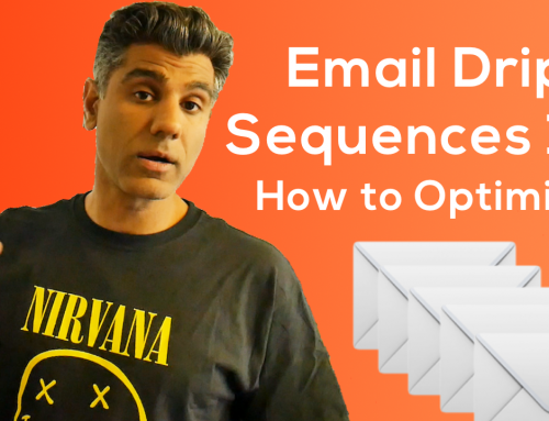 Email Drip Sequences 101: How to optimize a marketing automation workflow