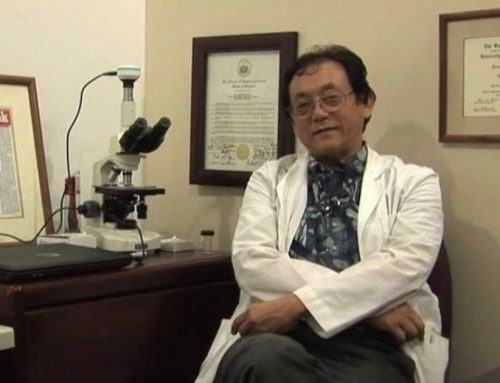 Podcast: Talking Chop with a Harvard Doctor – Terry Shintani