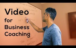 Video for Business Coaching