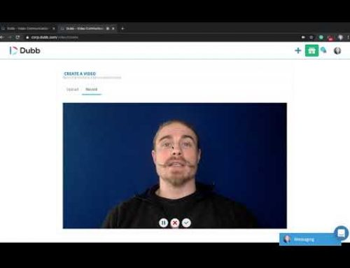 How to Get, Record and Share Video Testimonials (using Dubb)